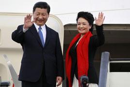 习近平主席开启中国新内政