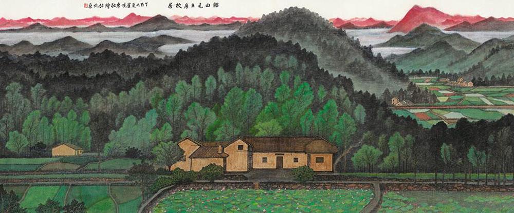 崔晓东中国画作品网上展厅