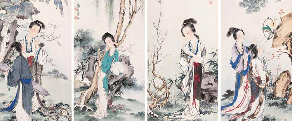 刘凌沧中国画作品网上展厅