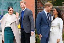 哈里王子未婚妻登Tatler杂志封面