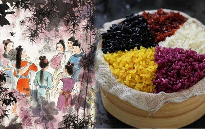 三月三:安得惠风和畅景,今逢上巳盛来岁