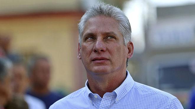 卡内尔成为古巴国度元首候选人