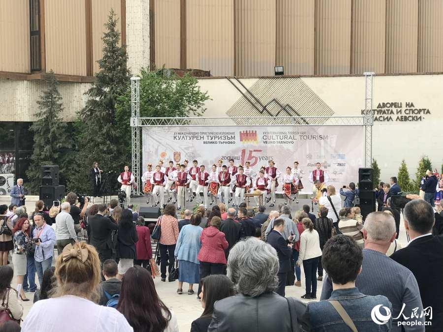 大特尔诺沃国际文明送彩金睁开幕式