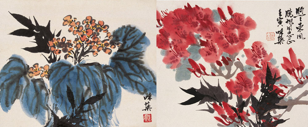 郭味蕖中国画作品网上展厅