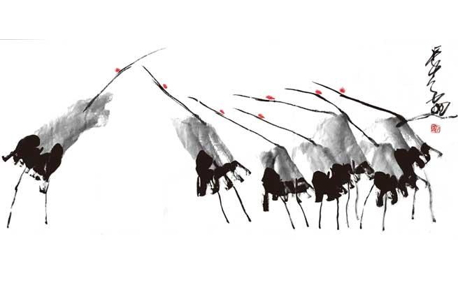 唐双宁艺术作品网上展厅