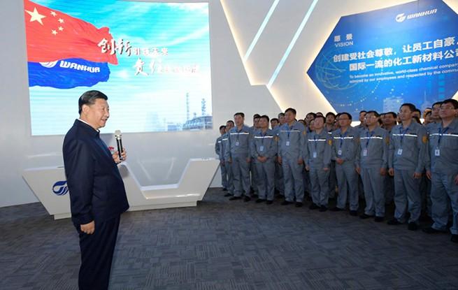 习近平:国企肯定要变革,固步自封不可