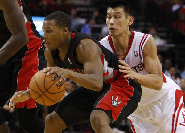 2013至2014赛季NBA常规赛火箭队胜猛龙队