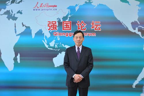 李伟:习近平讲话为国家安全顶层设计提供指导性原则