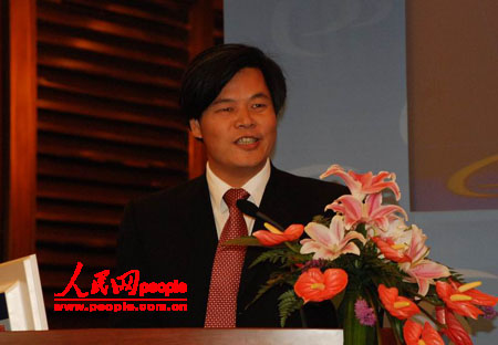"""郑功成:""""新常态""""下中国经济质量稳步提升"""