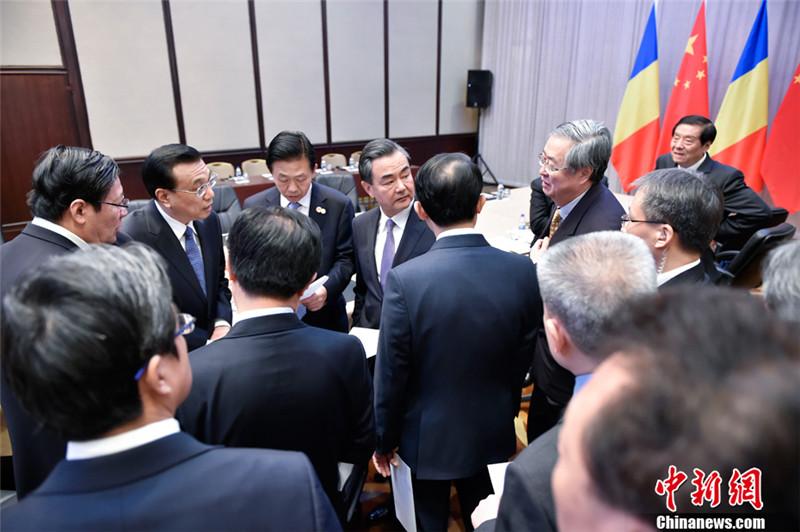 一国领导人与16国领导人分别会晤是什么节奏?这就是正在塞尔维亚出图片
