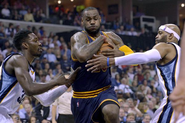 2014-2015赛季NBA(美国男篮职业联赛)常规赛