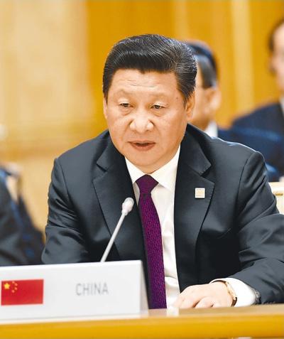 习近平出席乌法双峰会:3天25场活动传递满满中国正能量