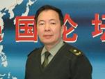 国防大学战略教研部教授徐焰