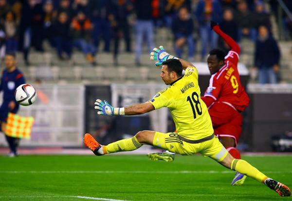 2016年欧洲杯预选赛小组赛落幕