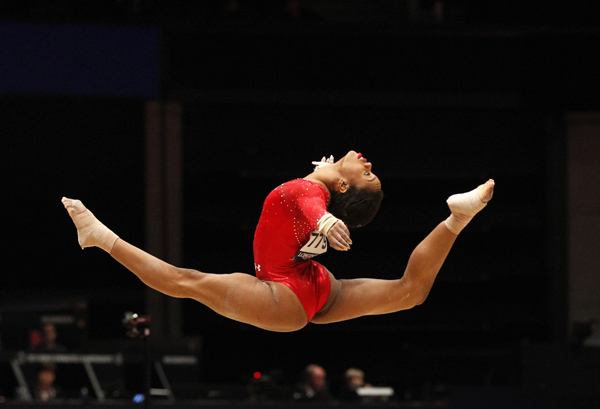 欧美大操_体操世锦赛女子全能决赛赛况