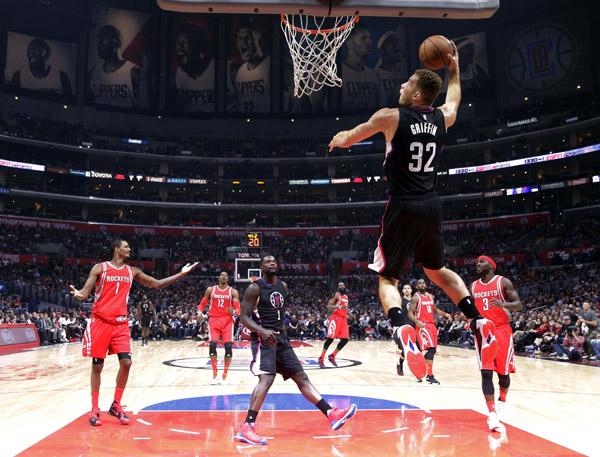 2015至2016赛季NBA(美职篮)常规赛赛况