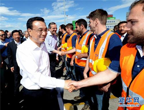 """宋海良:要成为中国装备""""走出去""""的楷模"""