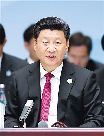 9月4日,二十国集团领导人第十一次峰会在杭州国际博览中心举行。国家主席习近平主持会议并致开幕辞。新华社记者 李 涛摄