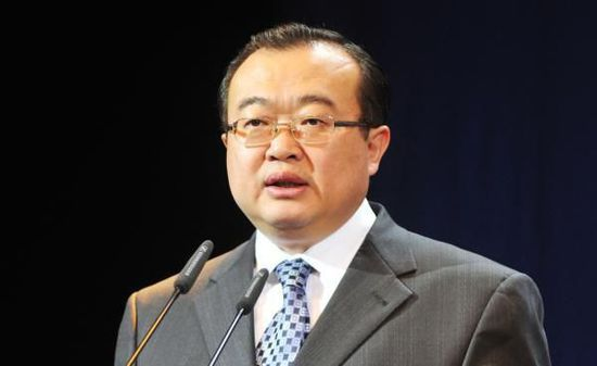 刘建超出任浙江省委常委、省纪委书记