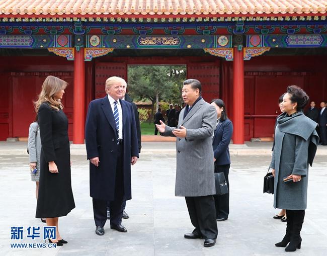 特写:习特故宫行,一次历史和未来的对话
