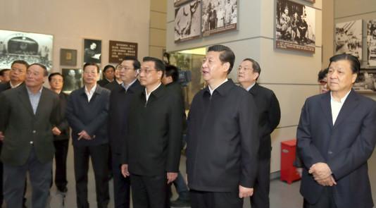 五年来,习近平这样多次阐述中国梦