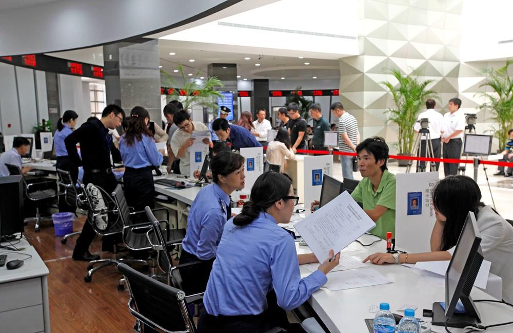 """上海自贸区:四年新设企业5.2万家""""这里是种苗圃不是栽盆景"""""""