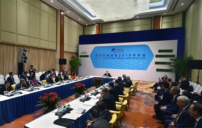 博鳌亚洲论坛选举产生新一届理事会