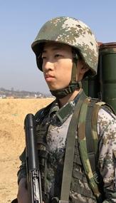 蔚晨阳南开大学入伍大学生北部战区陆军第79集团军