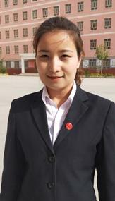 古丽加汗北京师范大学公费师范毕业生喀什叶城县第八中学支教教师