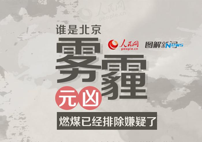 谁是北京雾霾元凶?燃煤已经排除嫌疑了
