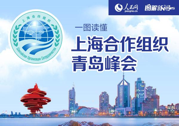 一图读懂上海合作组织青岛峰会