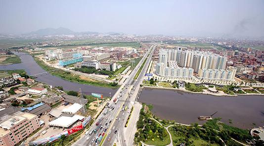 晋江市世纪大道