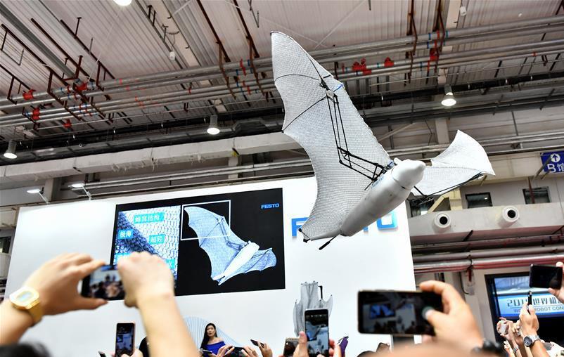 2018世界机器人大会在京举行 推动全球机器人领域合作发展