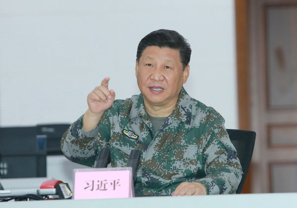 习近平在视察南部战区时强调:加快推进战区指挥能力建设 坚决完成担负的使命任务