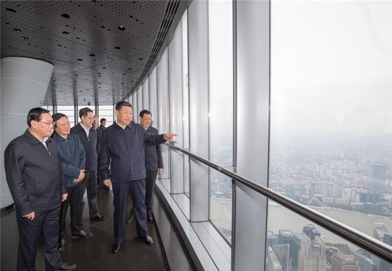 习近平时隔一年再来上海,读懂此行有5个看点
