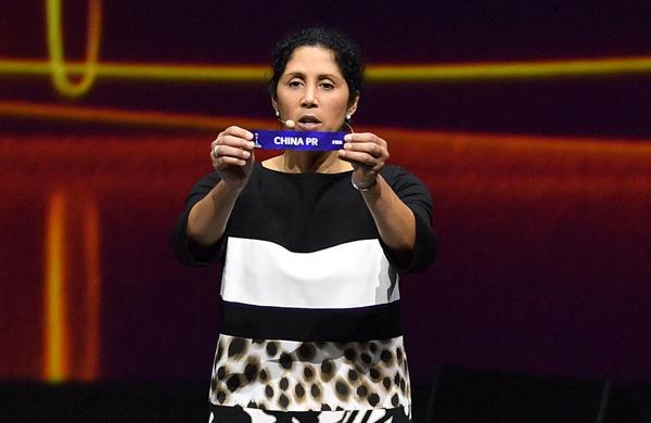 2019年法国女足世界杯分组结果揭晓