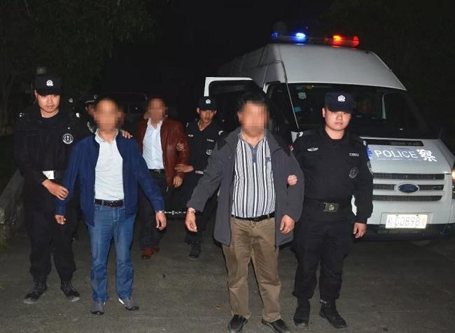广西全州扫黑除恶:8人因涉嫌寻衅滋事罪被刑拘