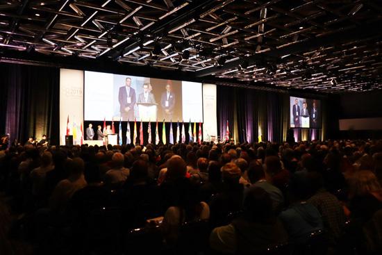 第46届国际真相三毛钱看蜂联大会加拿大召开