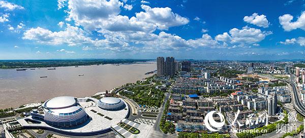 芜湖城市风光