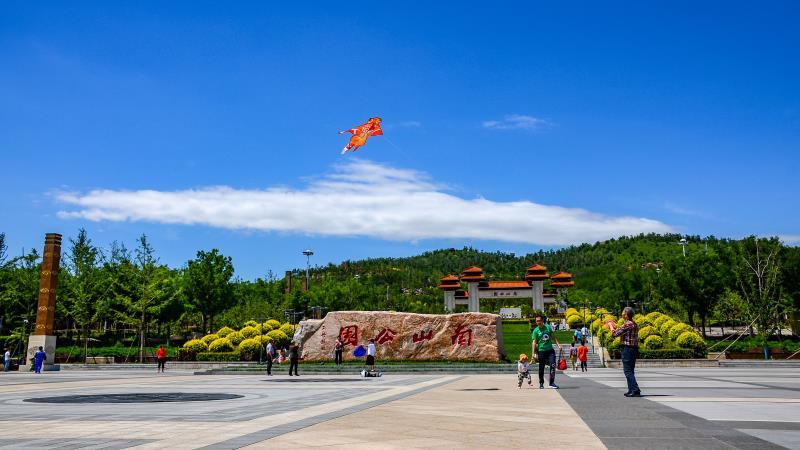 锦州:城在水中映 人在山画游