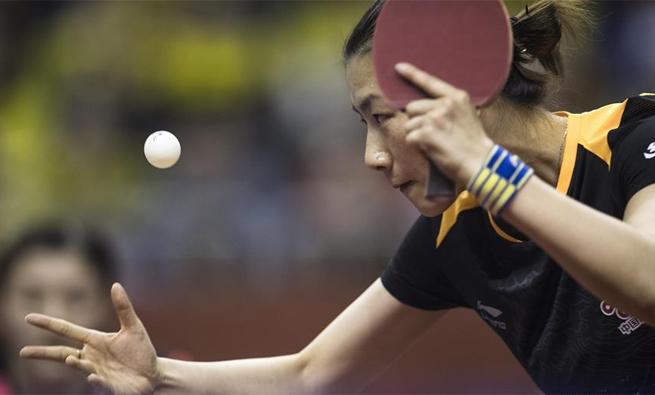 """【文化】为什么乒乓球能成为中国""""国球""""?"""