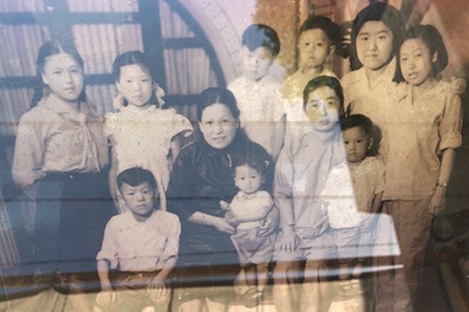 王秀仁家族老照片