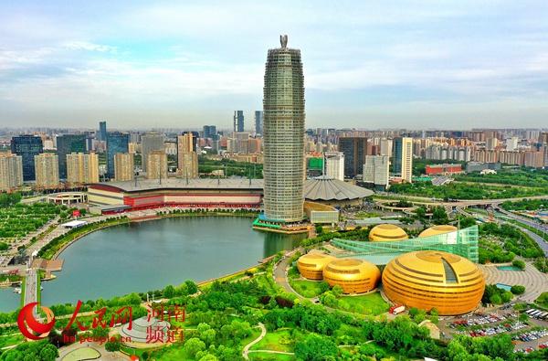 郑东新区风貌