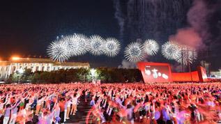 回放:庆祝中华人民共和国成立70周年联欢活动