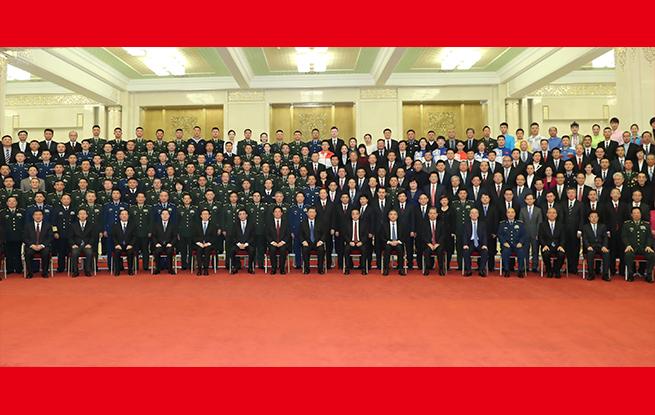 w88优德官网会见中华人民共和国成立70周年庆祝活动有关方面代表