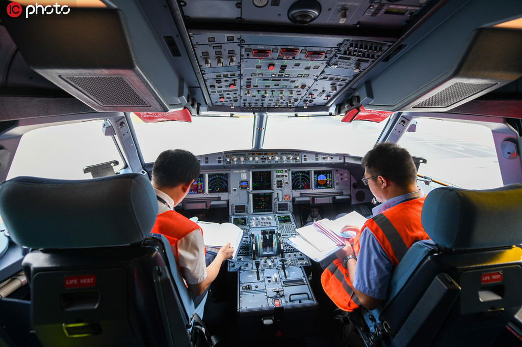 """探访""""飞机医生""""如何保障飞机安全飞行"""