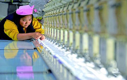 河南洛宁产业扶贫促发展