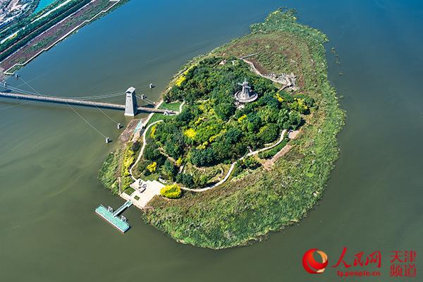 三河岛生态公园