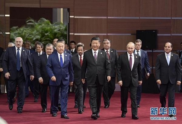 """中国外交为什么""""结伴不结盟""""?"""