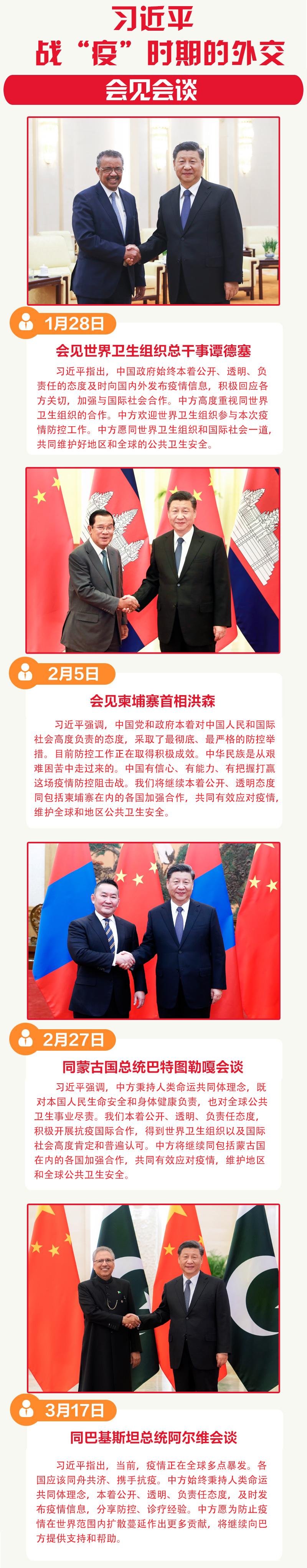 """习近平战""""疫""""时期的外交:中国的承诺与践诺"""